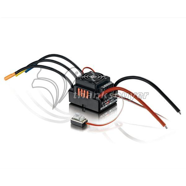 Hobbywing QUICKRUN WP-8BL150 1:8 Brushless ESC 150A for RC Cars Waterproof