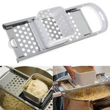 Кухонная утварь кухонные принадлежности машина для пасты ручной прибор для лапши Spaetzle производитель лезвий из нержавеющей стали пельменный аппарат паста