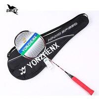 Ultra Light 85g Professional Badminton Racket With Original Badminton Racket Bag 2016 Carbon Composite Material Paddle