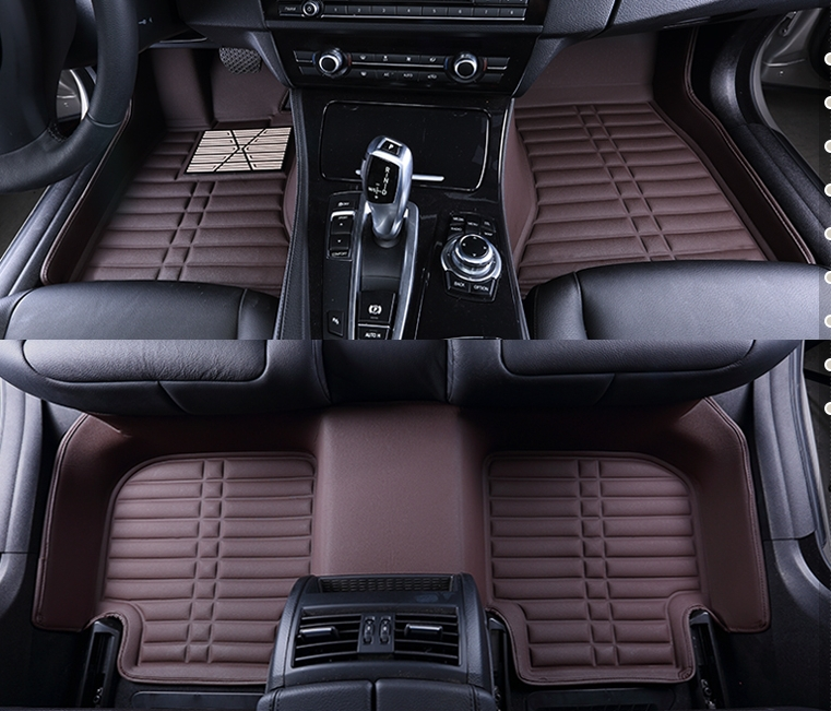 Good Carpets Custom Full Set Car Floor Mats For Audi Q5 2016 2009