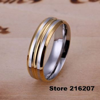 R100 Wholesale silver plated ring, silver lovers ring fashion jewelry, Inlaid Ring /amoajdva dyeampla image