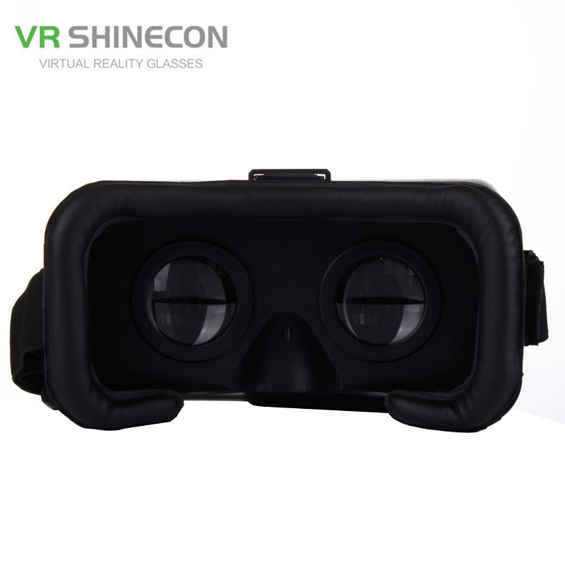 3D Video Glasses for iPhone 6 Plus & 6s Plus / Galaxy Note 4 / 3 etc. 4.3 inch 6.3 inch Android iOS Smartphone