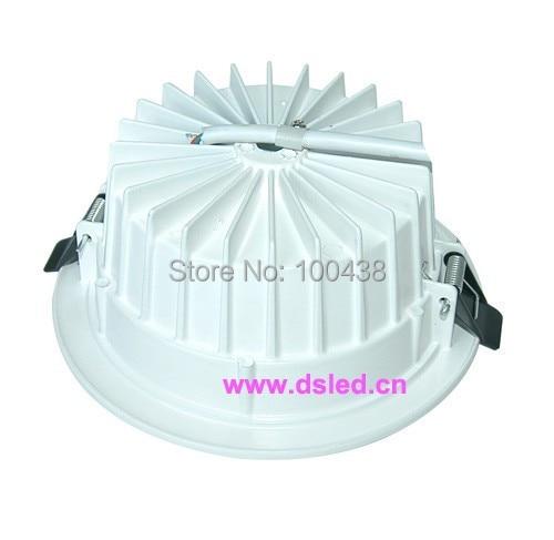 Good quality 18W RGB LED spotlight,RGB LED recessed light,High power EDISON,RGB 3in1LED,DS-CSL-59-18W-RGB,24VDC,DMX compitable