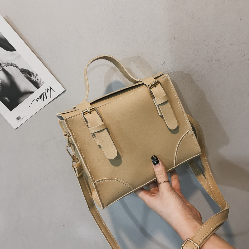 Casual Flap Small Satchel Women Handbags Shoulder Messenger Crossbody Bag Coin Purse Designer Lady Mobile Clutch Top-handle Bags