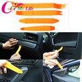 4 Unids/set Auto Car Radio Puerta Clip Panel de Moldura Dash para Peugeot 208 2008 307 207 3008 para Citroen C4L DS4 DS3 DS5 C4 Picasso C5 C2
