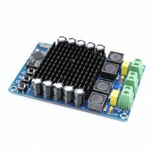 Image 1 - TDA7498 Bluetooth אודיו דיגיטלי מגבר כוח לוח 100W + 100W CSR8635 4.1 גבוהה כוח סטריאו מגבר