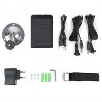 7V 1500mah solar charger panel power supply for hunting camera HC 300M HC300