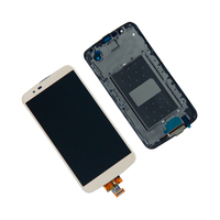 Touch Screen Sensor Digitizer LCD Display For LG K10 AT&T K425 K410 K420 K430 Frame TouchScreen Assembly Mobile Smartphone Parts