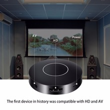 Беспроводной WiFi Дисплей приемник ключа черный 1080P HD tv Stick Airplay медиа стример медиа адаптер для Android IOS tv