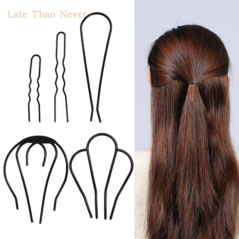 Goody Sturdy And Durable U Shaped Hair Pins Hair Combs Clips Up Do