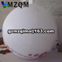 Helium Balloon with Logo Giant Inflatable Balloon PVC Foil Mylar Balls for Wedding Party Decorations Advertising promotion