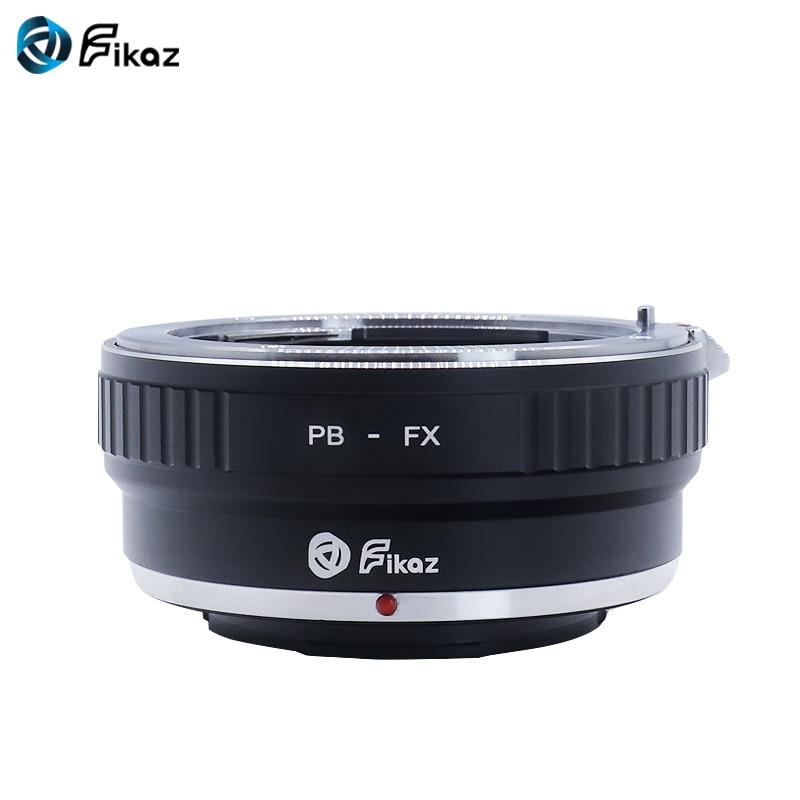 Fotga Lens Mount Adapter MD-FX for Minolta MD Lens to Fujifilm X Mount CameraX-A1 X-A2 X-A3 X-A10 X-M1 X-E1 X-E2 X-E2S X-T1 X-T2 X-T10 X-T20 X-Pro1 X-Pro2 X100F X100T X70 X30 XQ2