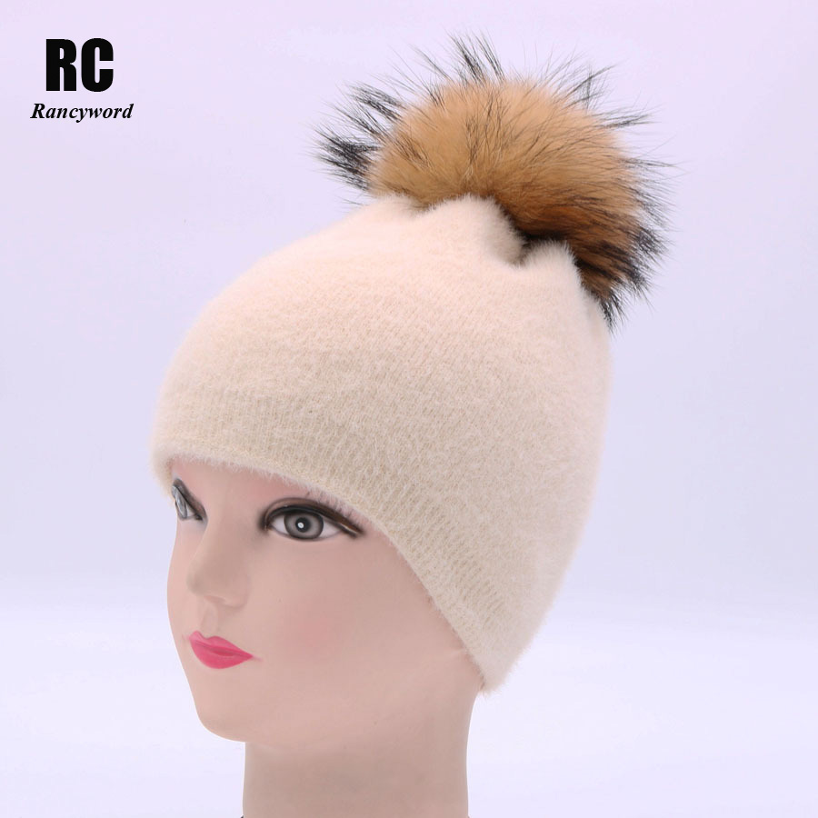 [Rancyword] 2017 Lady Beanies Wool Knitted Winter Hats For Women Autumn Cashmere Female Hat Girl Warm Gravity Falls Caps RC1228 women hat for autumn winter knitted wool beanies hats 2017 fashion casual outdoor warm caps female girl hat