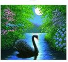 swan diamond paintin...