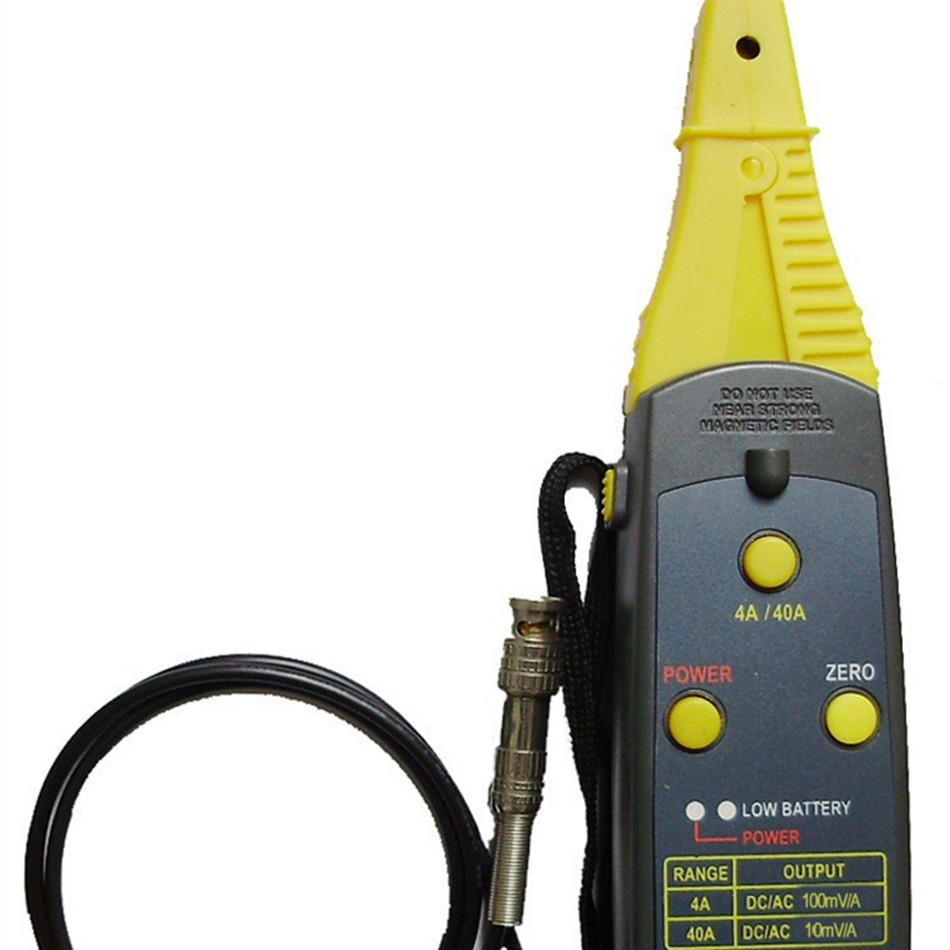 CP-07A DC/AC Current Clamp Probe for Oscilloscope Sensitivity цена