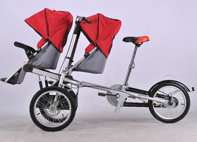 baby bike stroller 7