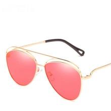 Metal Sun Glasses General Purpose Sunglasses Hollow Out Ocean Piece Sunglasses Men And Women Sunglasses цена