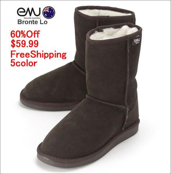 cfc92dad2294d Australia buty emu bronte lo mouton (w20002) 100% merino wool zewnętrzna  wewnętrzna z krowy zamsz prawdziwej skóry krótkie buty śniegu w Australia buty  emu ...