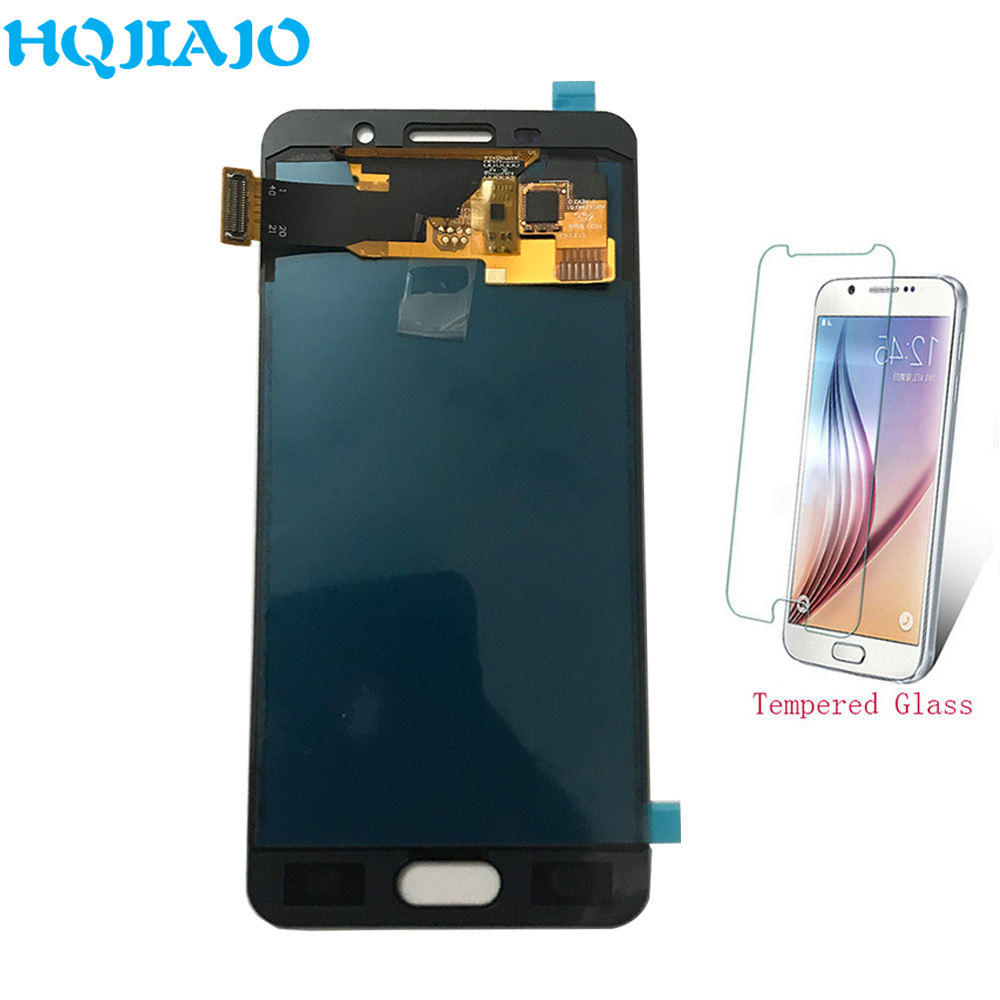 Test LCDs Screen For <font><b>Samsung</b></font> A310 Adjust <font><b>LCD</b></font> Display Touch Screen Digitizer For <font><b>Samsung</b></font> <font><b>Galaxy</b></font> <font><b>A3</b></font> 2016 A310 A310M A310Y <font><b>LCD</b></font> TFT image