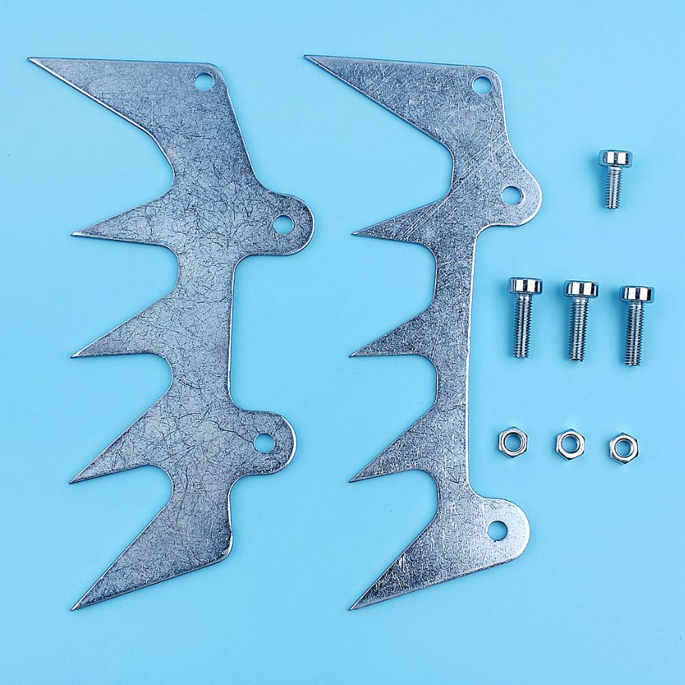 Inner Outside Felling Dog Bumper Spike Kit For Stihl 044 MS440 MS441 064 066 MS660 MS661 046 MS460 Chainsaw Replacement Part