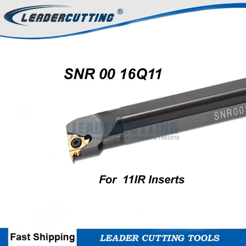 SUPER 1p SNR0016-Q16  CNC Lathe Internal Turning Toolholder For 16IR A60