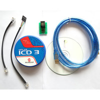 MPLAB ICD 3 In Circuit Emulator Debugger Programmer Development Tool For PIC MCU 40 Pin ZIF