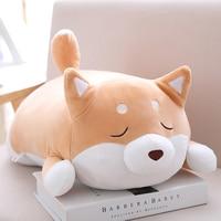 Brown Shiba Plush Pillow