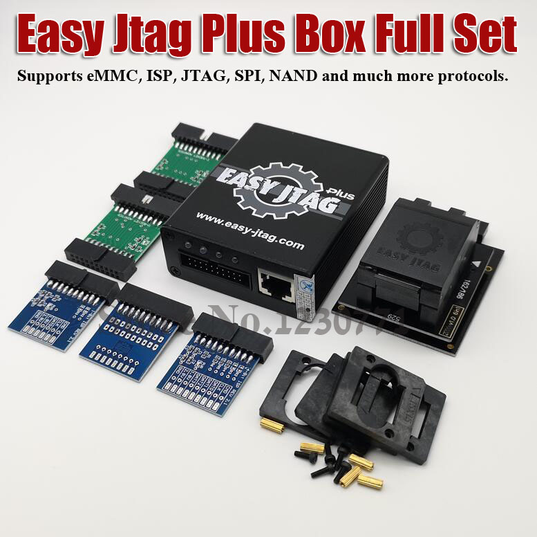Back To Search Resultscellphones & Telecommunications Emmc Socket For Htc/ Huawei/lg/ Motorola /samsung /sony/zte Telecom Parts 2019 New Version Full Set Easy Jtag Plus Box Easy-jtag Plus Box