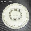 4 pçs/lote prata plástico hub caps Para a udi A8 2004 BONÉS de CENTRO de RODA CAP HUB ARO 4E0601165A