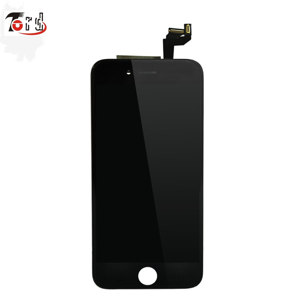 ФОТО 3PCS/LOT 100% Genuine AAA Replacement LCD For iPhone 6s LCD with Digitizer Assembly with 3D Touch Screen Free DHL Shipping