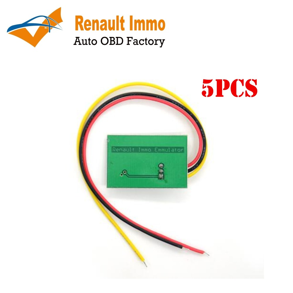 medium resolution of wow cdp new re nault immobilizer emulator work with ecu decoder pcb board immo emulator tool