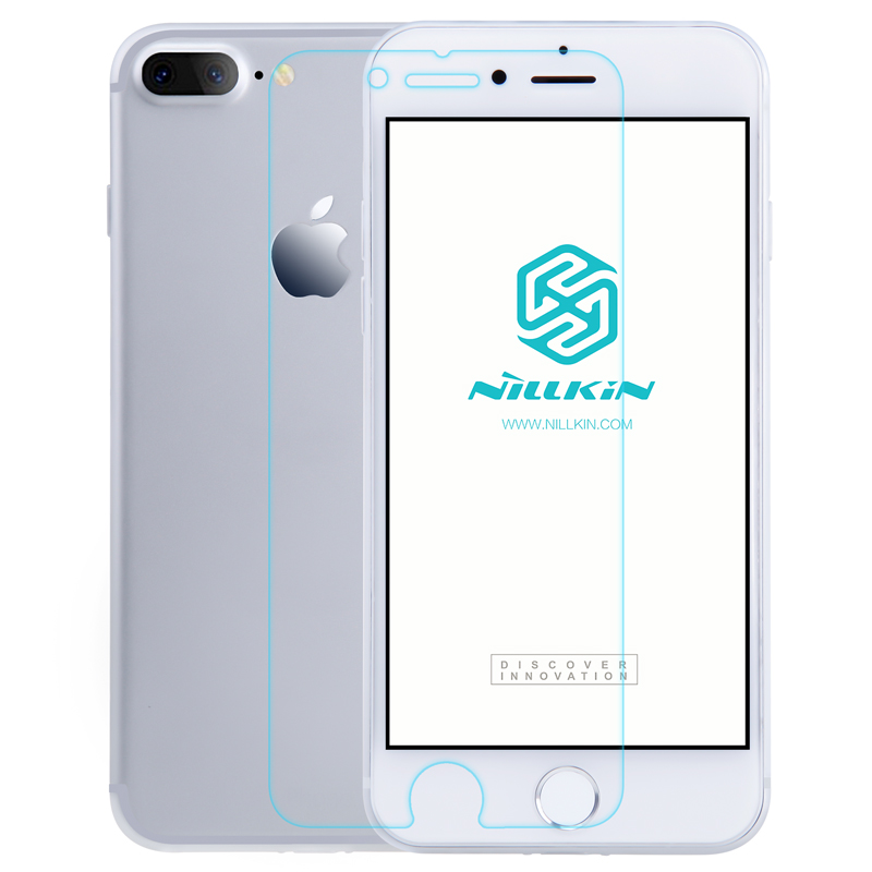 Original Nillkin Amazing PE+ 0.3mm Ultra-thin Blue Light Resistant Tempered Glass Screen Protector For iPhone 7 Plus 7P Film