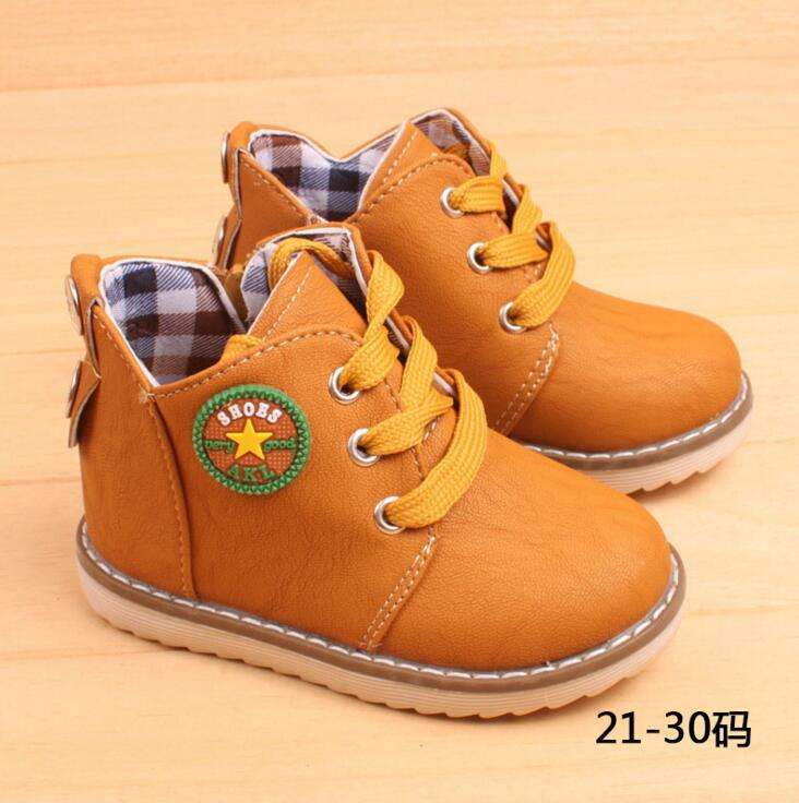 Fashion-children-boots-boys-girls-snow-boot-shoes-kids-spring-autumn-high-quality-baby-martin-boot-child-ankle-boot-1