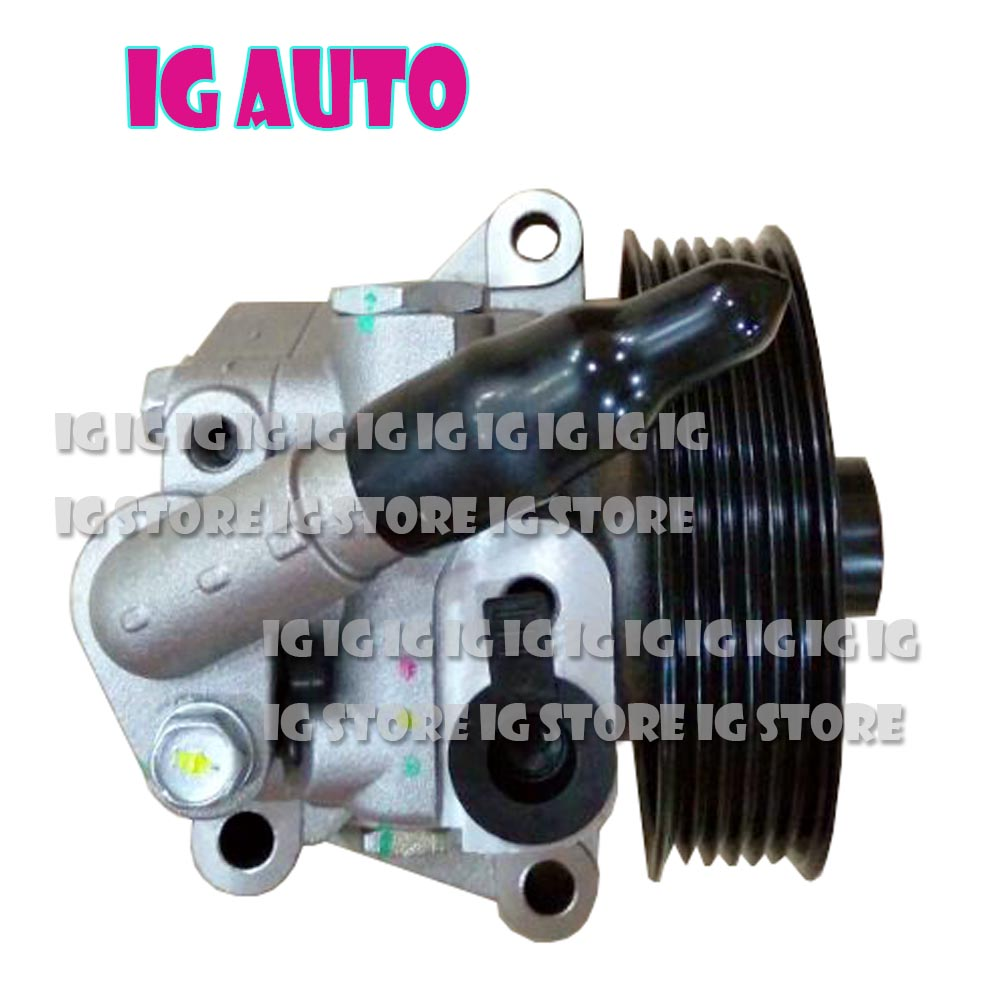 New Power steering Pump For Ford Mondeo IV / Galaxy / S-Max 2.0 2.3 6G913A696AF 6G913A696AG 7G913A696AA 1474339 1542848 fuel pump module assembly for fitford mondeo iv turnier s max 2 0l 2 3l l4 6g91 9h307 af 2006 2010