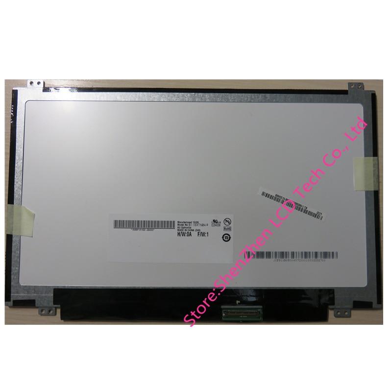 "11,6 ""laptop Lcd-bildschirm Für Acer Aspire V5-131 V5-171 40 Pins Stecker B116xtn04.0 Testen, Bevor Senden"