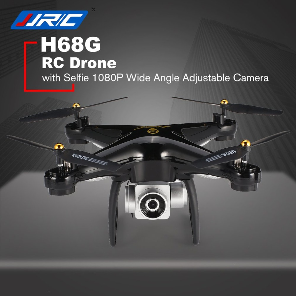 JJR/C H68G  Selfie Dual GPS Positioning RC Drone Quadcopter with 1080P Wifi FPV Adjustable Wide Angle Camera Follow MeJJR/C H68G  Selfie Dual GPS Positioning RC Drone Quadcopter with 1080P Wifi FPV Adjustable Wide Angle Camera Follow Me
