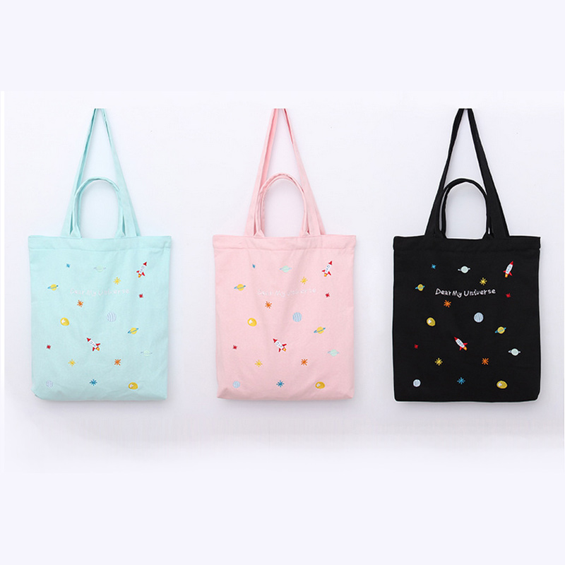 Compare Prices on Embroidered Canvas Tote Bags- Online Shopping ...