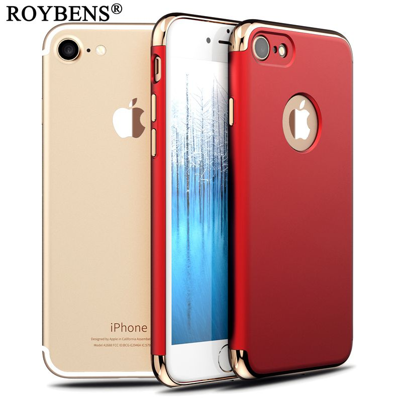 3 piece iphone 7 plus case