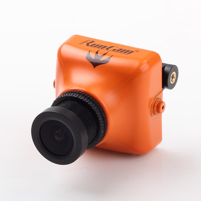 Runcam Swift Original 600TVL MINI FPV Camera IR Block 90 angle 2.8mm Lens & Base Holder for Drone Mini QAV FPV PAL / NTSC System runcam swift 600tvl dc 5 to 17v horizontal fov 90 mini fpv pal camera ir sensitive with 2 8mm lens