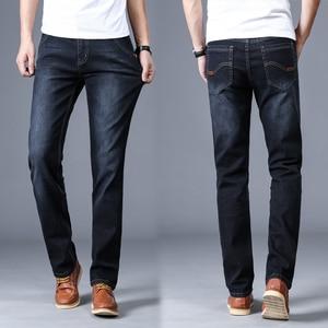 Men'S Classic Jeans Masculina Overalls Jean Homme Slim Hip Hop Pants Bretelles Pour Heren Spijkerbroek Pantalon