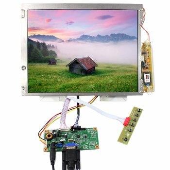 "VGA LCD Controller Board+12.1"" LQ121S1LG45 LQ121S1LG55 800x600 LCD Panel"