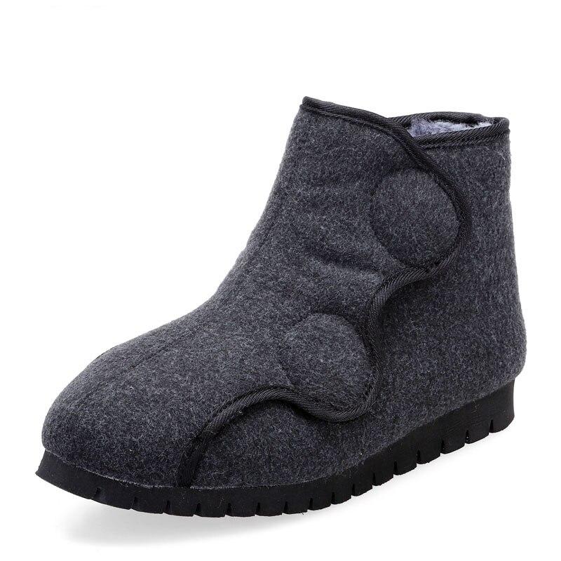 สูงช่วยก่อนและหลังขยับขยายสามารถปรับผ้ารองเท้าเบาหวานเท้า Pronation การเปลี่ยนรูปเท้ารองเท้ารองเท้า-ใน รองเท้าบูทแบบเบสิก จาก รองเท้า บน   2