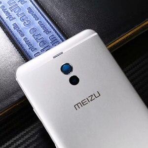 Image 3 - שיכון מקורי עבור Meilan הערה 6 סוללה חזרה כיסוי 5.5 אינץ מתכת טלפון נייד החלפת חלקי מקרה לmeizu M6 הערה M721H