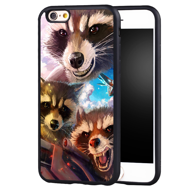Guardians of the Galaxys Vol. 2 groot Marvel phone case cover for iphone 7 7plus 6 6splus 5 5s 5c SE