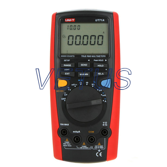UNI-T UT71A low price digital multimeter  uni t ut90c ut 90c low price best multimeter digital with lcd display