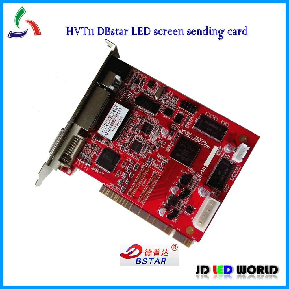 DBstar sending card led Synchronous control card DBS HVT09 replace by HVT11