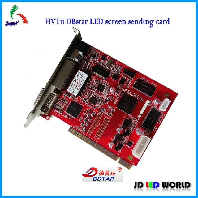 Tarjeta de envío DBstar HVT11IN tarjeta de control síncrono led DBS HVT09 reemplazar por HVT11