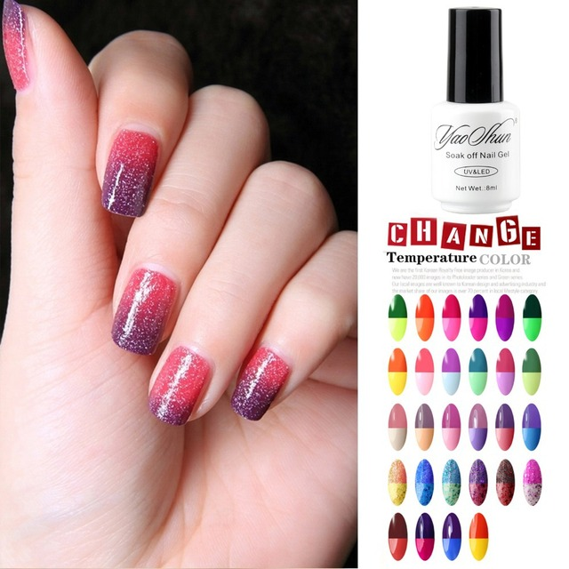 Nail Salons With Color Changing Polish Near Me