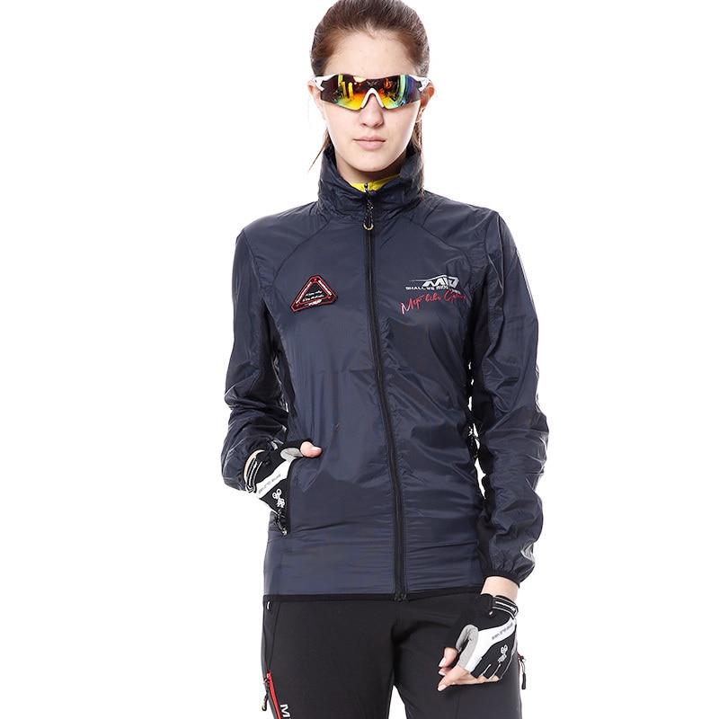 2017. gada jaunā sieviešu riteņbraukšanas jaka mtb plāns vēja - Riteņbraukšana