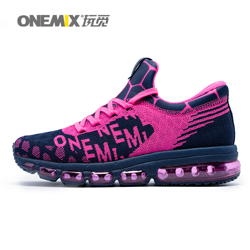 ONEMIX running shoes women Outdoor Sport Sneakers Damping Male Athletic Shoes zapatos de hombre Women jogging shoes onemix unisex runner sneaker original zapatos de hombre 2017 new women athletic outdoor sport shoes men running shoes size 36 46